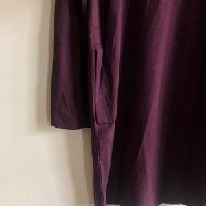 Lilla P Dresses - Lilla P maroon swing dress
